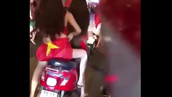 Asian Girl Shows Her Pussy In Public | Full Video At: