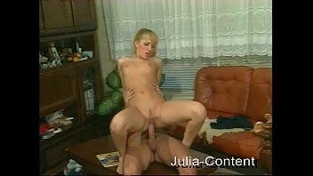 Everyday tits Blond couple fucked on couch