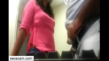 Black couple office quickie - sexacam.com