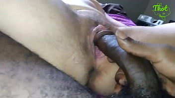 Thot In Texas - Latina Big Pussy Lips Mexican Latina Interracial Catching Creampie Inside Hairy Pussy