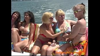 Our BI wives on our YACHT