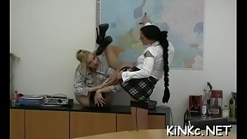 Merciless mistress spanks slave'_s wazoo and suffocates him with wazoo