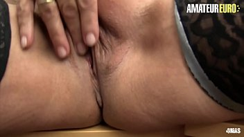 AMATEUR EURO - German Granny Erna Loves Young Cock