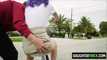teen daughters pounded hard