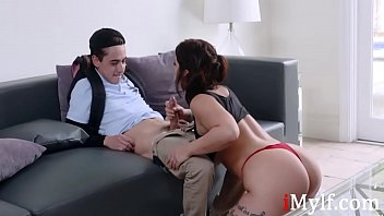 The MILF Next Door That Loves Young Cocks- Ivy Lebelle