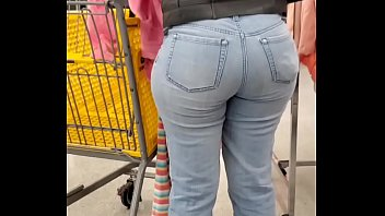 Nice Plump Mixed Booty shopping for panties