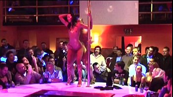 Professional pride mop on stripper Porn on stage stripper fucked