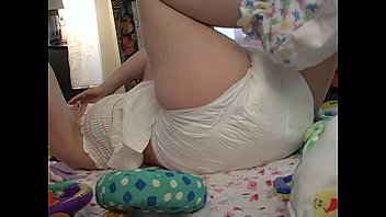 Adult baby love stories - Janessa jordan diapered infantilism abdl