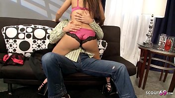 Natural Pawg Teen Ann Marie Get Rough Sloppy Sex By Big Dick