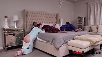 DAUGHTERS crawl all the way to fuck DADS- Adrian Hush & Cara May