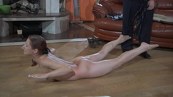 Train mail order breasts Physical exercises for the slave girl.