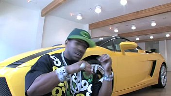 B Pumper New Song Video [FERRARI LAMBORGHINI] thisis50.com - YouTube Vorschaubild
