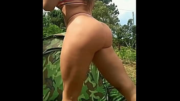 Sexy White Girl With Big Booty