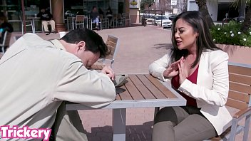 101 tricks with a thumb tip Trickery - kaylani lei tricked into anal sex with a stranger