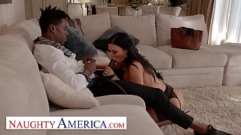 Naughty America - Jasmine Jae gets fucked by her husband's boss