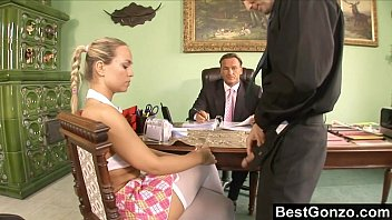Mia teen - Naughty schoolgirl learning a lesson