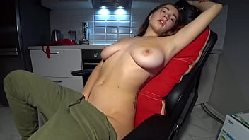 Thick Teen Plays With Herself And Dirty Talks