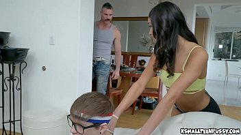Naughty Emily Willis gets fucked by her boyfriend's dad thumbnail