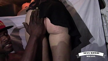Black Man can't stand to fuck with Crack Whore