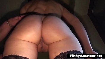 The most beautiful ass in the world broken through by double penetration