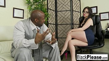 Jennifer anniston in bikini - Jennifer receives an interracial creampie