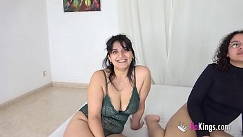 Teen Lily And Milf Lylah Get Pounded By A Group Of Horny Dudes