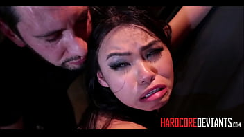 Asian bondage young - Young asian slave cindy starfall hardcore bondage bdsm fucking