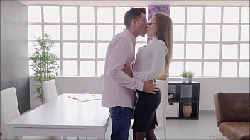 FOR WOMEN Fucking my boss Alberto Blanco in his office. Huge anal cock with Misha Maver 4K COCK ADDICTION by PORNBCN | FULL ->