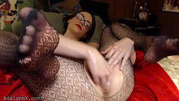 AdalynnX - Fisty Comes Homes After Graduation