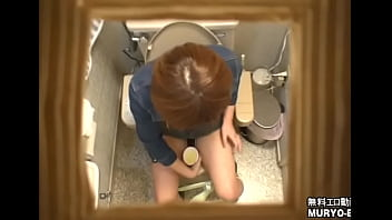 Aki, a female college student with beautiful legs (20) -Waiting room, urine collection-All gynecological examinations File02-a