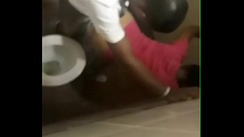 South African toilet sex