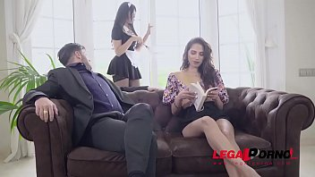 Maid Katrina Moreno's giant tits and big ass make husband cheat on his wife GP762