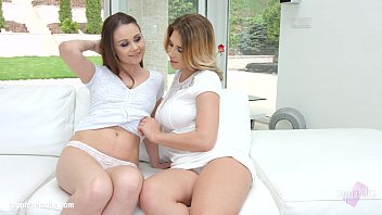 Laren lesbian pic shay - Ayda swinger and liza shay in lesbian lovemaking from sapphic erotica
