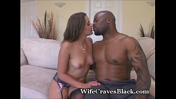 Wife's Pussy Fertile For Black Cock