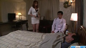 Free download video sex Araki Hitomi busty milf craves for a hard fuck HD in TeensXxxMovies.Com
