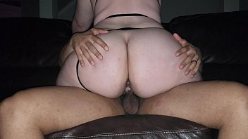 Pawg Ridin Some Dick In Lingerie