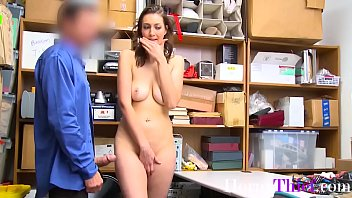 Breaking Down Her Barriers- Thief Blackmailed By Security- Bella Roland