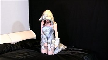Sexy ans spicy Spicy wolf costume play