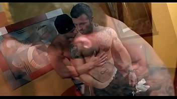 Two tatted muscle studs fuck like animals - BestGayCams.xyz