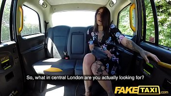 Fake Taxi Dirty driver loves fucking and licking hot tight Dutch pussy