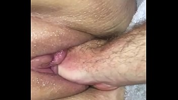 Hot chunky pussy fisted