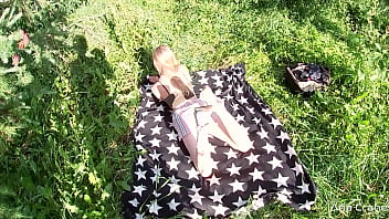 Fucked My Girlfriend In Ass Right In Park Without Waiting to Come Home