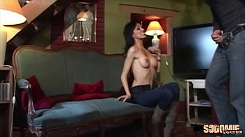 Cheyenne is an arab sex bomb who loves anal