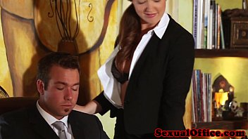 Erotic secretary nstories Classy redhead officebabe banged by the boss