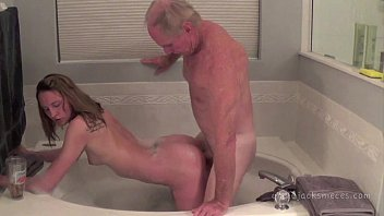 Breast development in older men Rub-a-dub tug with melanie purple and jack moore