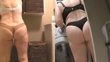 Ass an thongs - Marierocks 60 gilf sexy ass in thongs