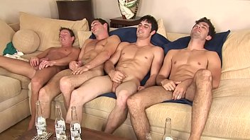 Four men cum orgy thumbnail