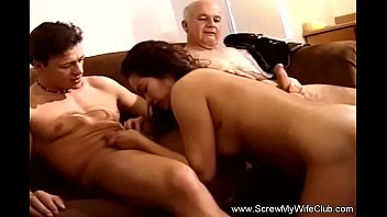 Island Wife Gets Nasty With Swingers
