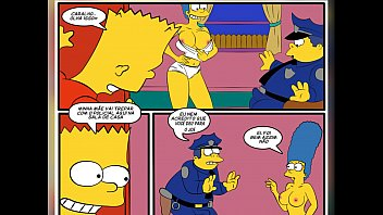 HQ Pornô - Paródia Os Simpsons