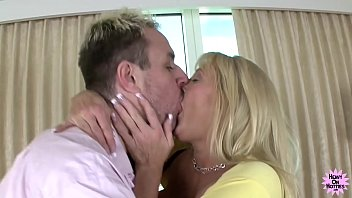 Mature Blonde With Huge Tits Fucked Hard 6 min